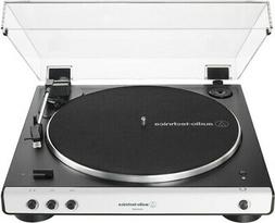 Audio Technica AT-LP60XBT-WH Bluetooth Wireless Fully Automa