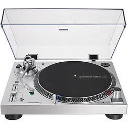 Audio-Technica Direct-Drive Turntable  AT-LP120XUSB-SV