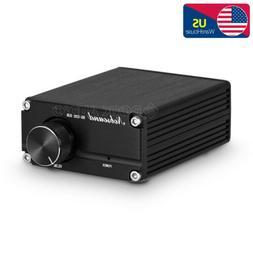 Nobsound 100W Mini Subwoofer Power Amplifier HiFi Digital Mo