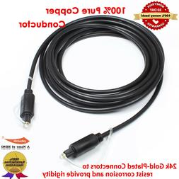 Optical Digital Audio Cable Toslink Lead for Samsung/Sony/Ph