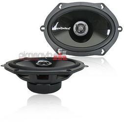 "Rockford Fosgate P1572 Car Audio 5""x7"" Punch  2-way Coaxial"