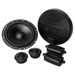"""Pair Hifonics ZS65C 6.5"""" 400 Watt Component Car Audio Speake"""