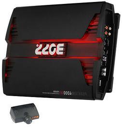BOSS AUDIO PD4000 Phantom 4000-Watt, 1, 2, 4 Ohm Stable Clas