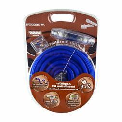 PK3000CPR Apipe 0 Ga 100% Copper Amp Kit