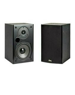 Polk Audio T15 100 Watt Home Theater Bookshelf SpeakersDolby