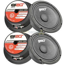 """DS18 PRO-GM6 6.5"""" Midrange Loudspeakers 8 Ohm Car Audio Spea"""