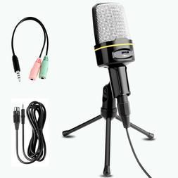 Professional Audio Condenser Microphone Mic Sound Recording