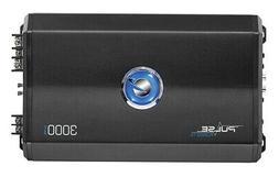 Planet Audio Pulse PL3000.1D Car Amplifier - 2250 W RMS - 30