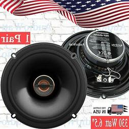 """INFINITY REF-6522EX 6.5"""" 330W 2-WAY REFERENCE SHALLOW MOUNT"""