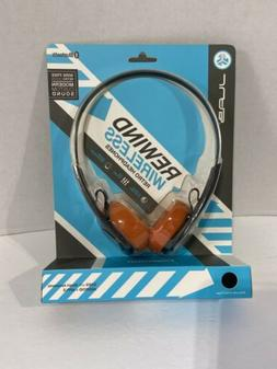 jlab audio rewind wireless retro headphones