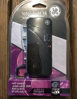 GE RF Modulator AV23332 Audio Video Signal Converter NEW ULT