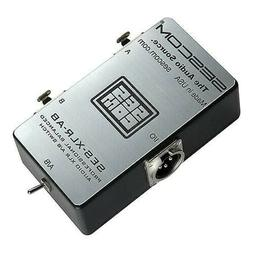*SESCOM* SES-XLR-AB PRO Audio A/B Toggled Switch *BRAND NEW*