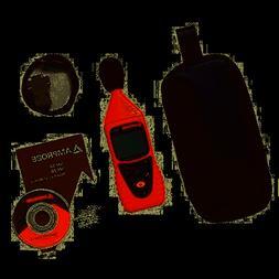Amprobe SM-20A Sound Level Datalogging Meter Tester w/Case,U