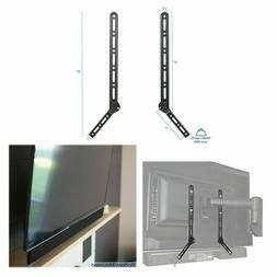Sound Bar Bracket Universal Wall Mount Speaker Kit Mounting