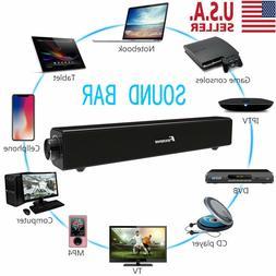 Sound Bar TV Soundbar Wired & Wireless Bluetooth Home Theate