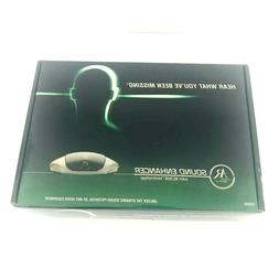 Acoustic Research Sound Enhancer TDS202 TDS Technology 2 Cha