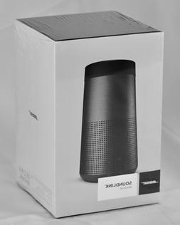 Bose SoundLink Revolve Bluetooth Speaker Black True 360 Soun