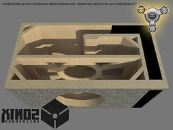 STAGE 3 - PORTED SUBWOOFER MDF ENCLOSURE FOR AUDIO PIPE TXX-