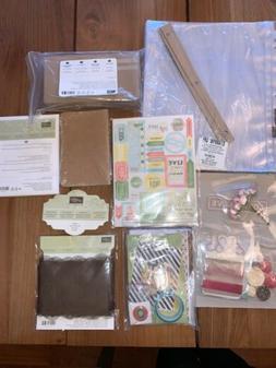Stampin up lot - Stamp a tag kit, Artisan Kit, Sound Card, T