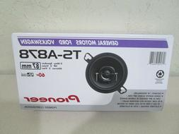 """PIONEER TS-A878 3.5"""" 2-WAY CAR AUDIO SPEAKERS  New in box."""