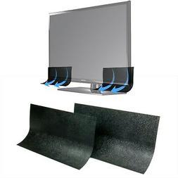 TV Speaker Passive Amplifier Set: Redirect Home Theater Soun