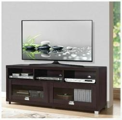 TV Stand 65-Inch 90 Lbs Capacity Audio Gaming Component Shel