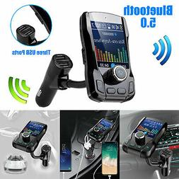 3IN1 USB Bluetooth 5.0 Audio Transmitter & Receiver Adapter