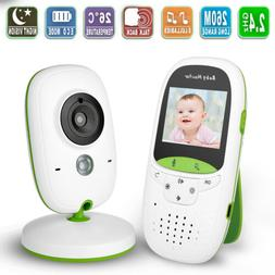 Acenz Video Baby Monitor w 5 Inch Display, 720P HD Resolutio