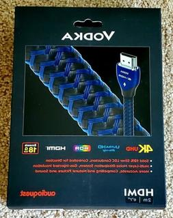 AudioQuest Vodka HDMI Video Cable 2M