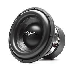 "SKAR AUDIO VXF-12 D4 12"" 3000W MAX POWER DUAL 4 OHM COMPETIT"