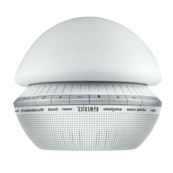 White Noise Sound Machine | Portable Sleep Therapy for Home,