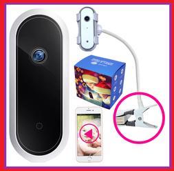 WiFi Video Baby Monitor With Camera Crib Mount HD1080P 2 Way
