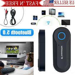 Wireless Bluetooth 5.0 Transmitter TV Phone PC Stereo Audio
