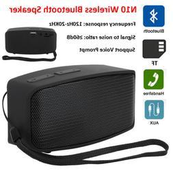 Wireless Outdoor Sports Speaker Stereo TF card/USB Flash Dri