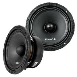 "Orion XTX658 6.5"" 1400 Watts Mid Range Bass Loud 8 Ohm Car A"