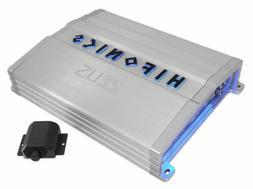 Hifonics ZG-1200.1D ZEUS Gamma 1200 Watt Mono Amplifier Car