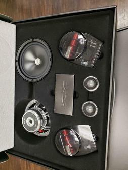 JL Audio ZR650-CSi 2-Way 6.5in. Car Speakers System BRAND NE